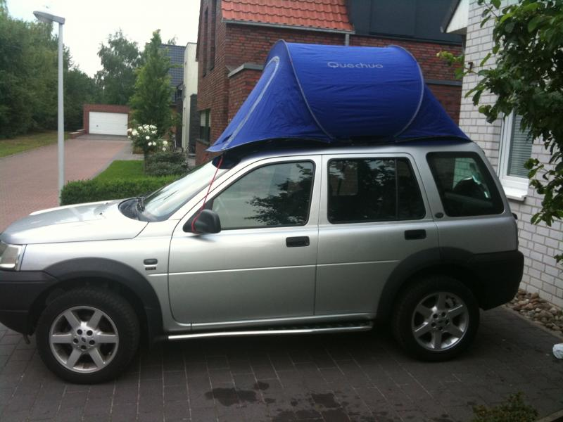 land rover freelander club view topic tent op fl. Black Bedroom Furniture Sets. Home Design Ideas