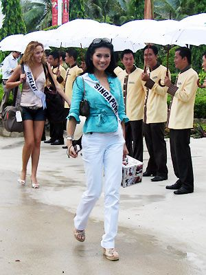 Miss Universe 2008 part 7:picasa,women20