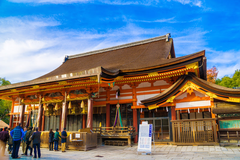 京都 八坂神社 写真4