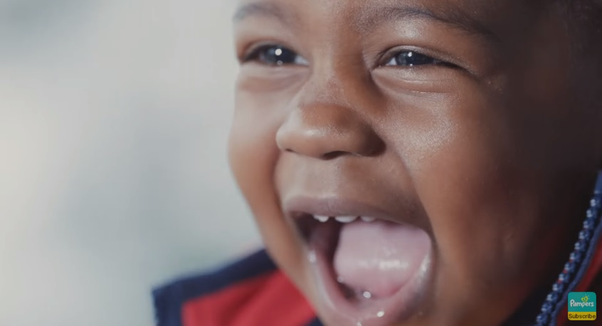 Babies Are Amazing: Beautiful New Advert For Pampers & Unicef Colloberation by Saatchi London