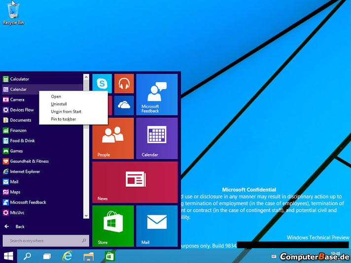 Prediksi Fitur-Fitur Baru Windows 9/Threshold (Kinian 12 September 2014)