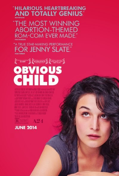 Poster Of English Movie Obvious Child (2014) Free Download Full New Hollywood Movie Watch Online At Alldownloads4u.Com