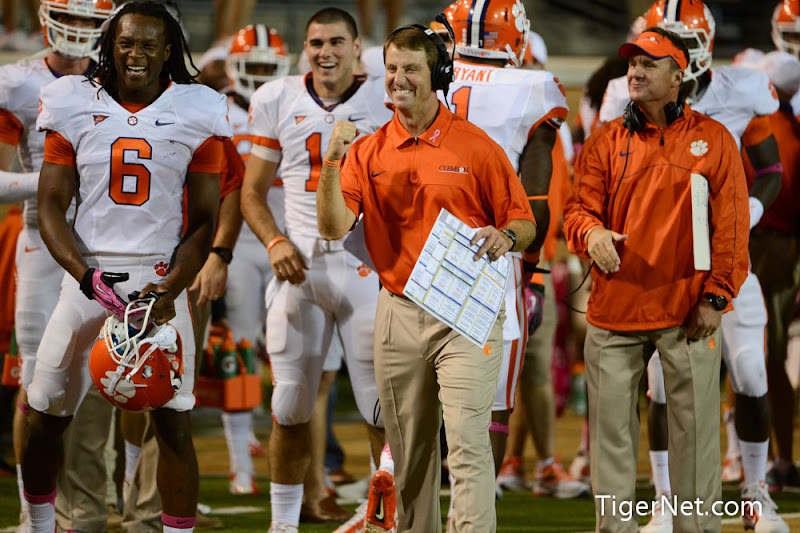 Clemson at Wake Forest Photos - 2012, Dabo Swinney, DeAndre Hopkins, Football, Wake Forest