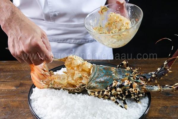 hình ảnh chương trình đào tạo nghiệp vụ bếp trưởng