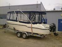 Jacht Glass Boat - 27022015