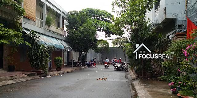 Bán Nhà Đường Bàu Cát 9 Quận Tân Bình
