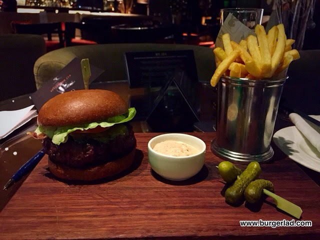 Playboy Club London Playboy Burger