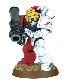 Storm Lord Space Marine