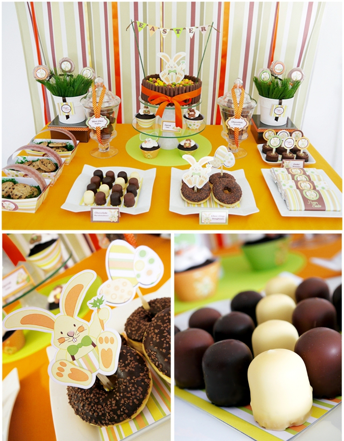 Bird's Party Easter Party {Guest Feature} — Celebrations at Home