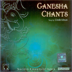 Ganesha Chants By Unnikrishnan Devotional Album MP3 Songs
