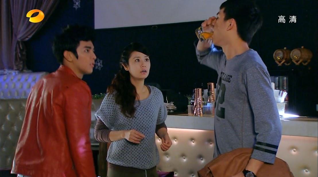 Jiro Wang, Ruby Lin, Lin Geng Xin