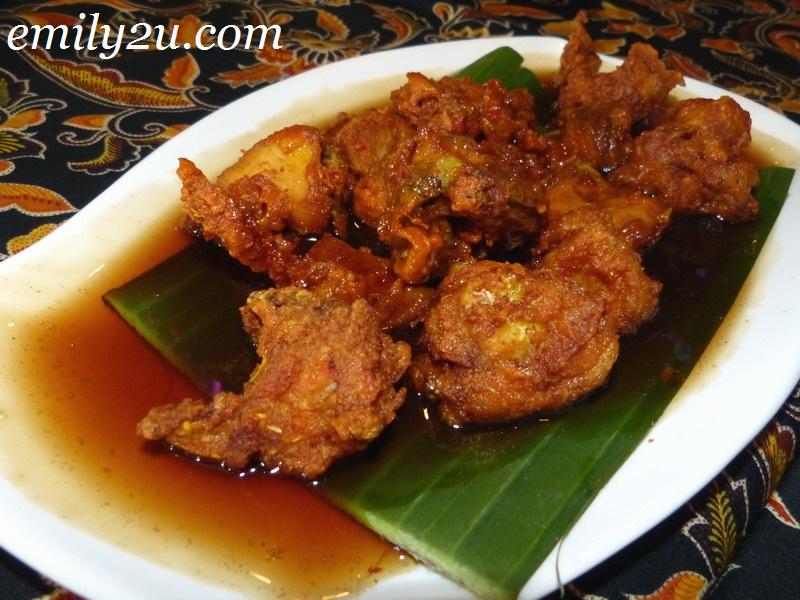 Islamic Nyonya Kafe Sibu Sarawak