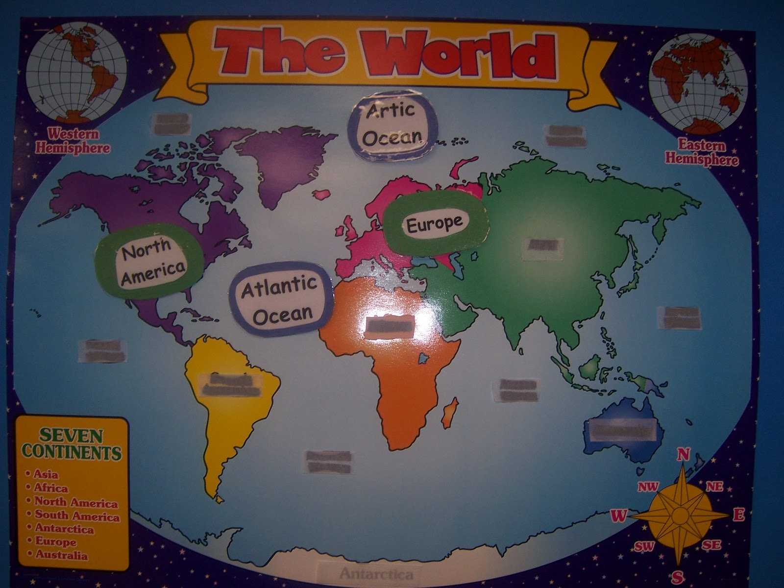 Miss mollys classroom interactive bulletin board try this interactive bulletin board on your 1 6th graders it tests their knowledge on location of the worlds continents and oceans freerunsca Image collections