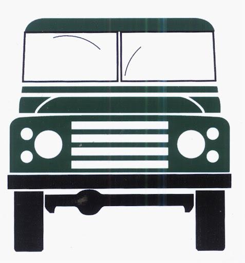 Land Rover Defender 110 Logo