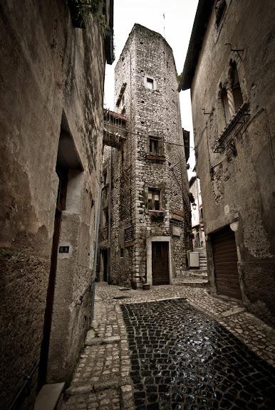 Sermoneta, Italia
