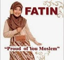 SAMPUL ALBUM FATIN SHIDQIA LUBIS PROUD OF YOU MOSLEM