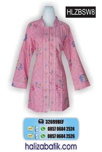 HLZBSW8 Batik Seragam, Model Blus, Blus Terbaru, HLZBSW8