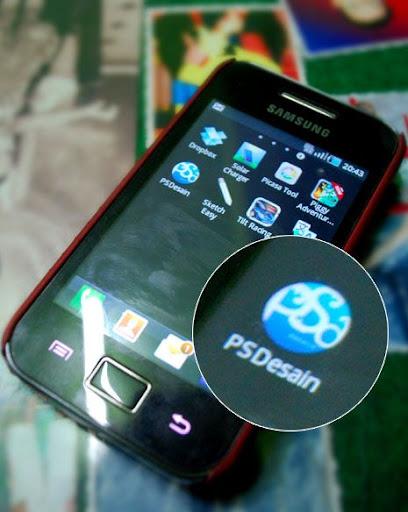 Aplikasi Android : PSDesain