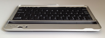 Bluetooth Keyboard for Google Nexus7のキーボードレイアウト