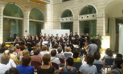 Concert Biblioteca Pública (14-6-2014)