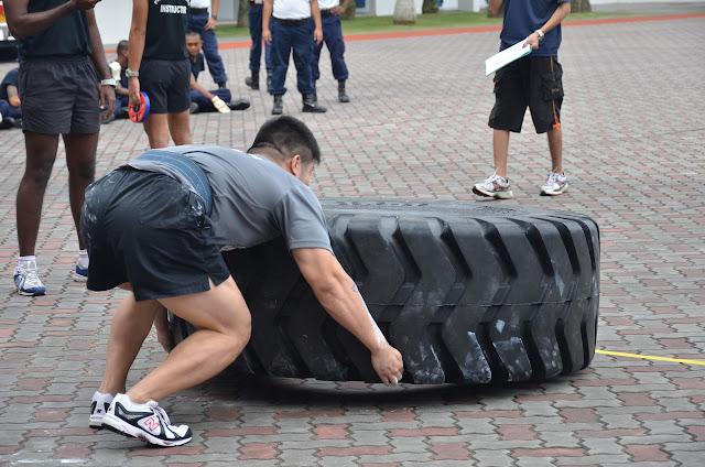 singapore strongman training