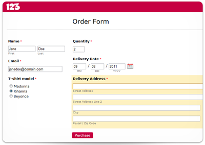 Doc540687 Product Order Form Template Free 1000 images about – Product Order Form Template Free