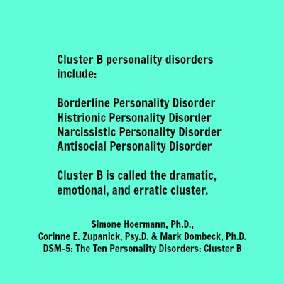 antisocial personality disorder in dr gregory