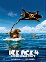 Ice Age 4: La Formación de los Continentes Online Castellano