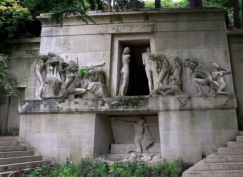 Albert Bartholomé: Monument aux morts 1899