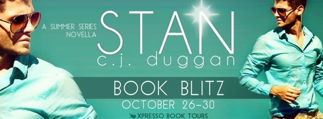 Book Blitz: Stan By C.J. Duggan