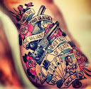 guns-and-roses-tattoo-design-idea5