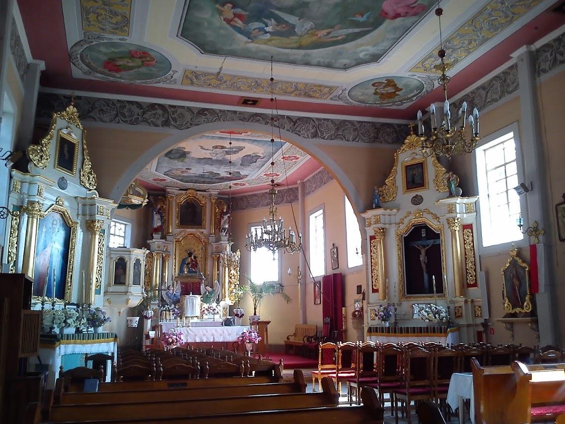 Leźnica Wielka, kościół