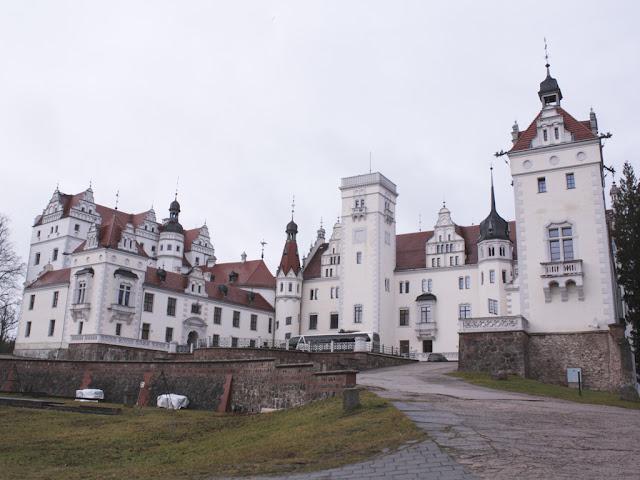 Boitzburg Schloss