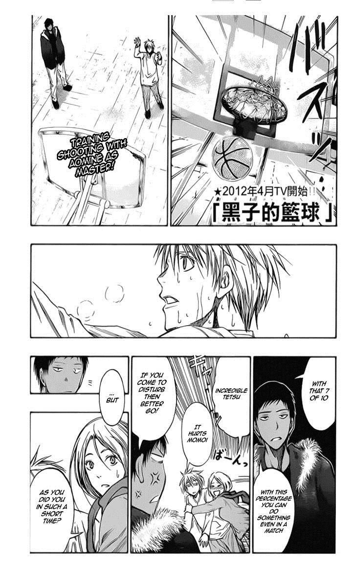 Kuroko no Basket Manga Chapter 145 - Image 01