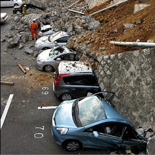 earthquake in tokyo japan 2011