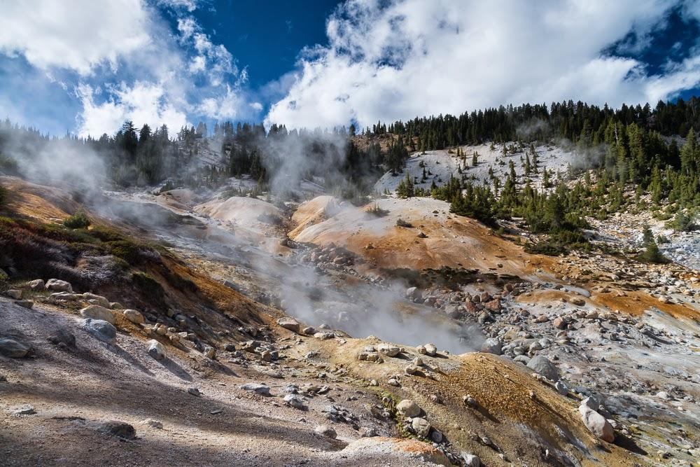 Lassen Volcanic NP, Bumpass Hell