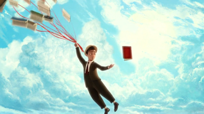 'The Fantastic Flying Books of Mr Morris Lessmore' on its way to glory at the Academy Awards