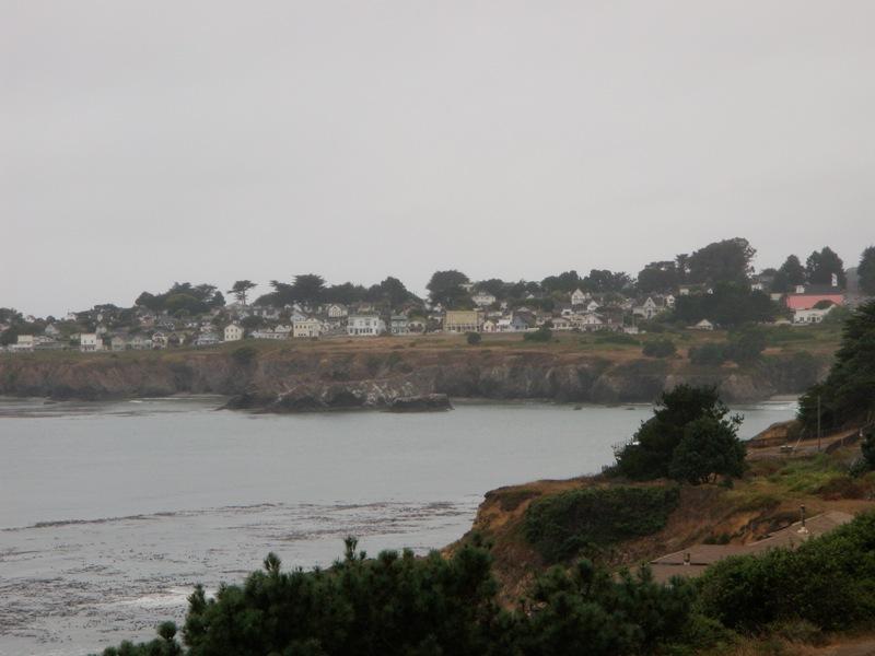 California Coast • Mendocino
