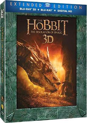 Filme Poster O Hobbit: A Desolação de Smaug VERSÃO ESTENDIDA BDRip XviD Dual Audio & RMVB Dublado