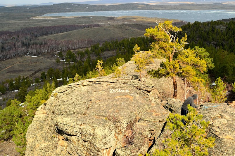 Каркаралинский национальный парк в Казахстане