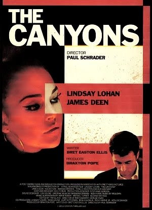 Filme Poster The Canyons HDRip XviD & RMVB Legendado