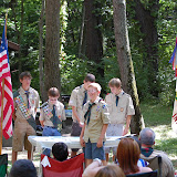 Carmel Boy Scouts Court of Honor