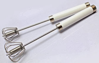Jvr Auto Sales >> Semi Auto Magic Whisk Self Turning Stainless Steel Press and Spin set of 2 | 11street Malaysia ...