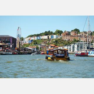 Ferry en Bristol