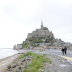 Seligsprechung Petrus-Adrian Toulorge OPraem - Besuch Monte Saint Michel - 28. April 2012