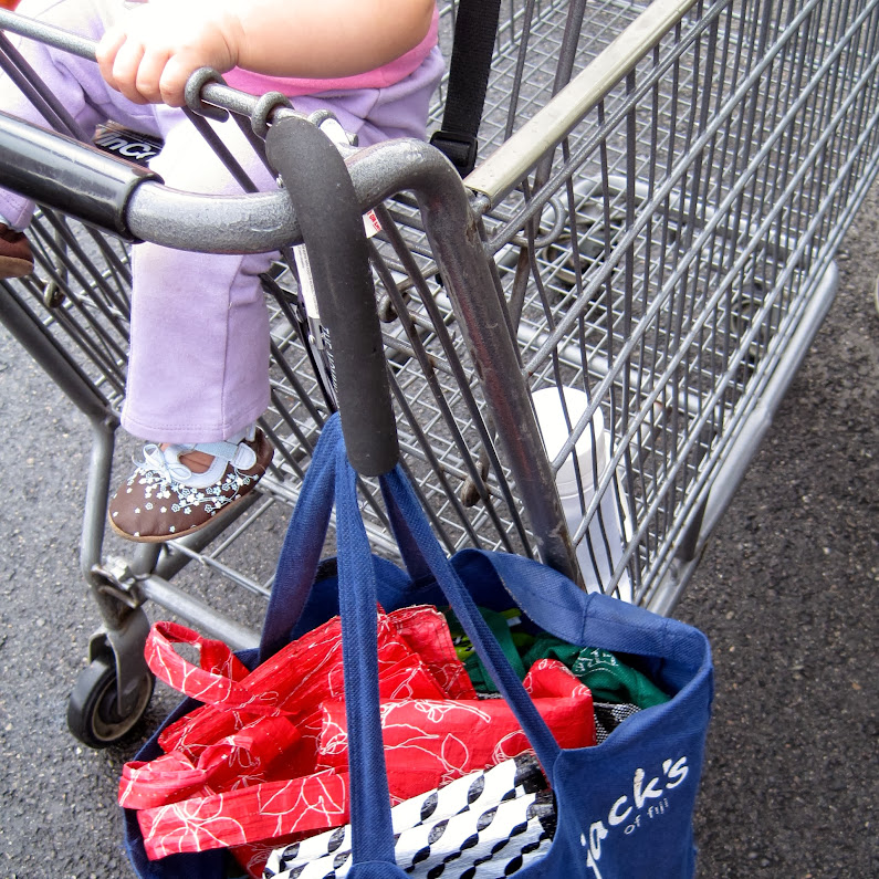 simple grocery shopping