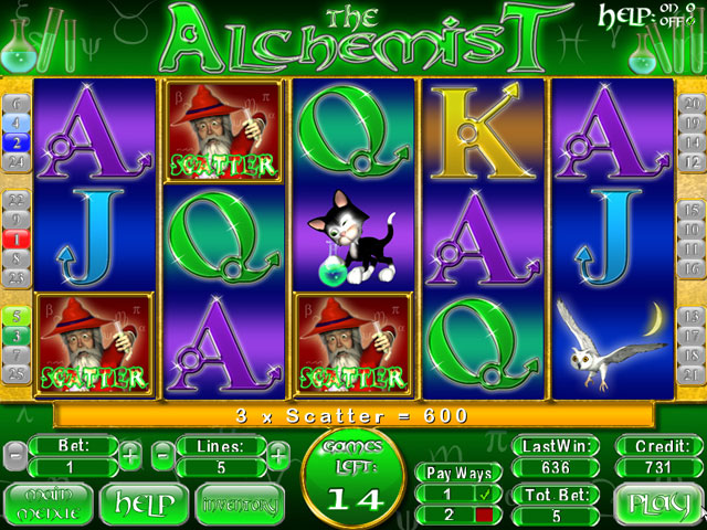 online slot machines for fun alchemist spiel