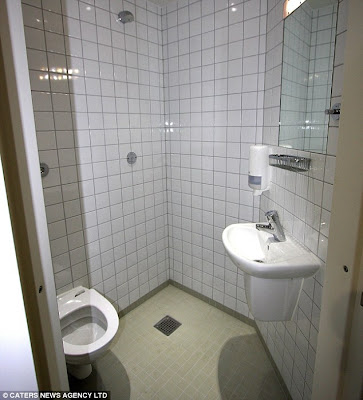 Tiny-Ass Apartment: Doin' time: Jail cells as small-space ...