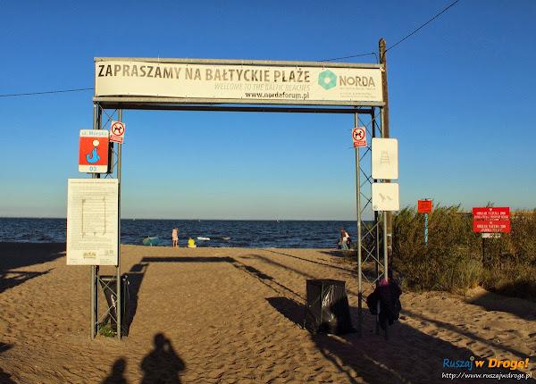 Zapraszamy na bałtyckie plaże w Rewie