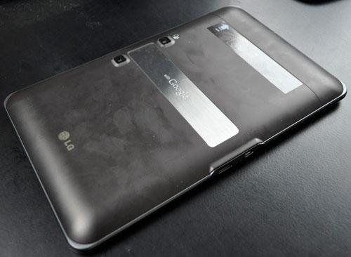 LG Optimus Pad